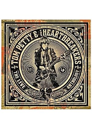 Tom Petty And The Heartbreakers - Tom Petty And The Heartbreakers Live Anthology (Music CD)