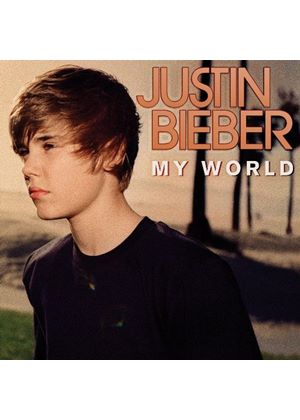 Justin Bieber - My World (Music CD)