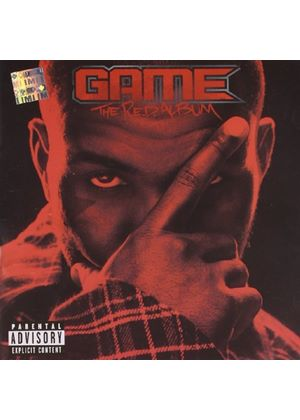 The Game - The R.E.D. Album (Music CD)