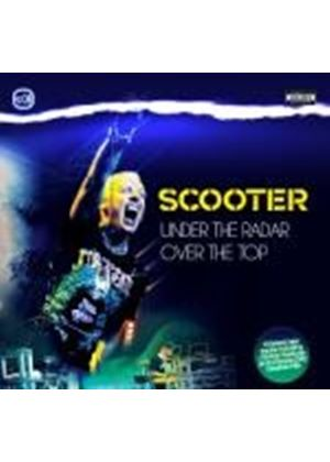 Scooter - Under the Radar Over the Top (CD & DVD) (Music CD)