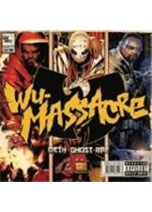 Meth Ghost Rae - Wu Massacre (Music CD)