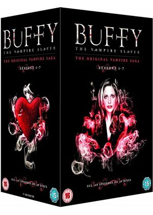 Buffy the Vampire Slayer - Complete Season 1-7 (New Packaging)