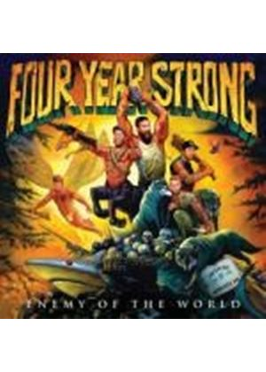 Four Year Strong - Enemy Of The World (Music CD)