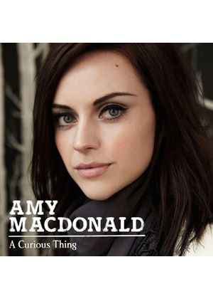 Amy Macdonald - A Curious Thing (Music CD)