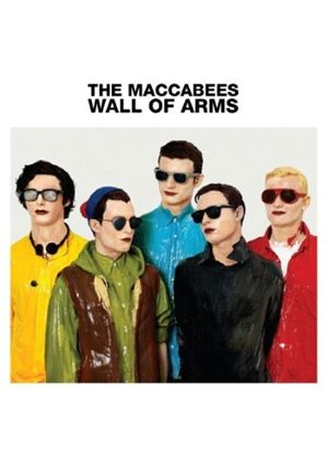 Maccabees - Wall Of Arms (Expanded Edition) (Music CD)