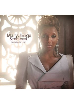 Mary J. Blige - Stronger With Each Tear (Music CD)