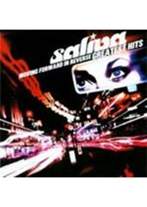 Saliva - Moving Forward In Reverse (Greatest Hits) (Music CD)