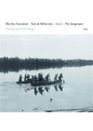 Markku Ounaskari & Samuli Mikkonen/Per Jorgenson - Kuara (Psalms And Folk Songs) (Music CD)