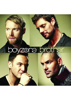 Boyzone - Brother (Music CD)