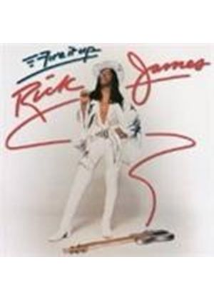 Rick James - Fire It Up (Music CD)