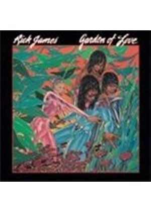 Rick James - Garden Of Love (Music CD)