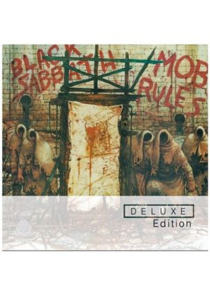 Black Sabbath - Mob Rules (Deluxe 2 CD) (Music CD)