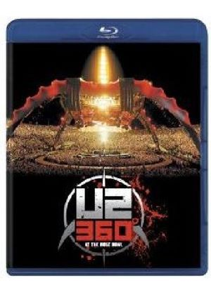 U2 - 360 Degrees At The Rose Bowl (Blu-Ray)