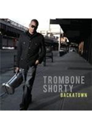 Trombone Shorty - Backatown (Music CD)