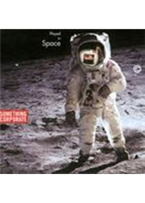 Something Corporate - Played In Space (The Best Of Something Corporate) (Music CD)