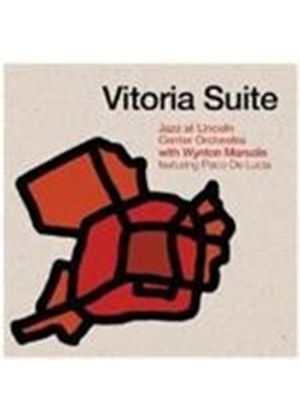 Lincoln Center Jazz Orchestra - Vitoria Suite (Music CD)