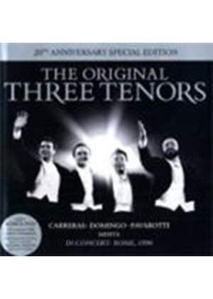 Three Tenors (The) - Three Tenors In Concert, The (20th Anniversary Edition) (Music CD)