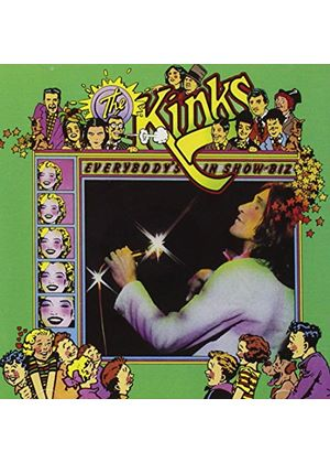 Kinks (The) - Everybody's In Show Business (Music CD)
