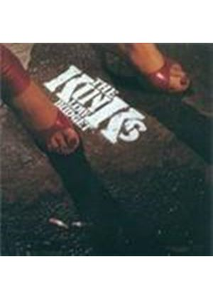 The Kinks - Low Budget (Music CD)