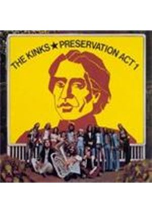 Kinks (The) - Preservation Act Vol.1 (Music CD)