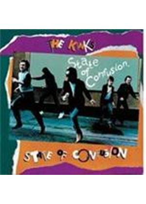 The Kinks - State Of Confusion (Music CD)