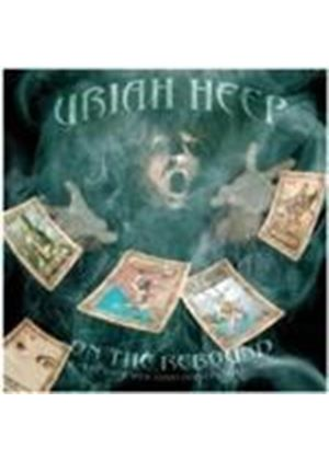 Uriah Heep - On The Rebound (40th Anniversary Anthology) (Music CD)