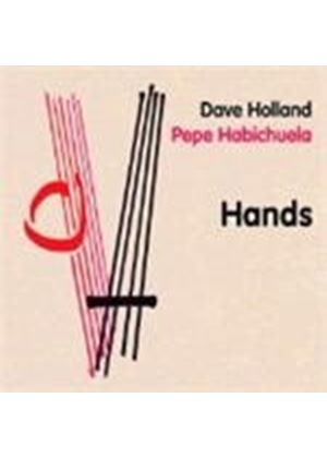 Dave Holland & Pepe Habichela - Hands (Music CD)