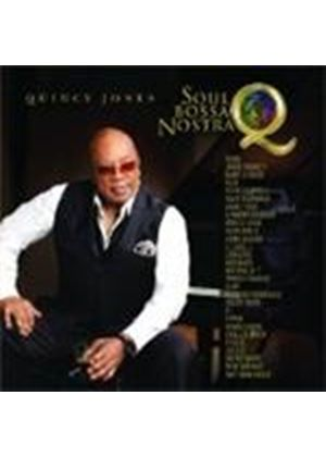 Quincy Jones - Soul Bossa Nostra (Music CD)