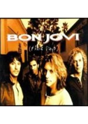 Bon Jovi - These Days- Special Edition (Music CD)