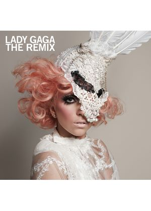 Lady Gaga - The Remix (Music CD)