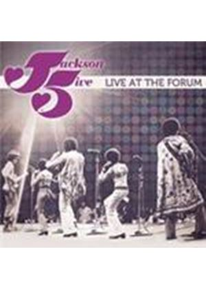 Jackson 5 (The) - Live At The Forum (Music CD)