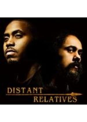 Damian Marley & Nas - Distant Relatives (Music CD)