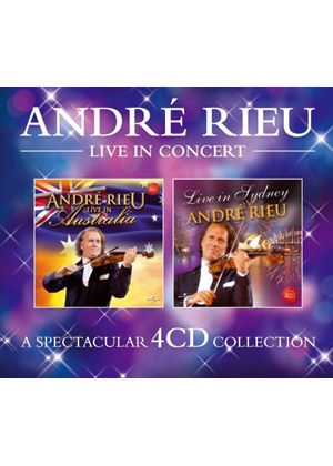 Andre Rieu - Andre Rieu Live In Concert (Music CD)