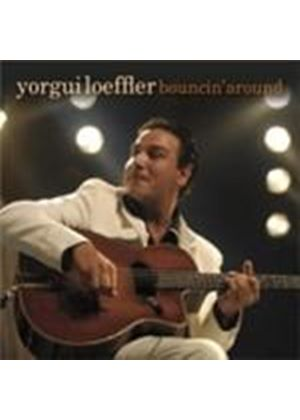 Yorgui Loeffler - Bouncin' Around (Music CD)