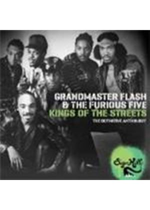 Grandmaster Flash & The Furious Five - Kings Of The Streets (The Definitive Collection) (Music CD)