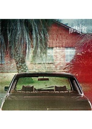 Arcade Fire - The Suburbs (Music CD)