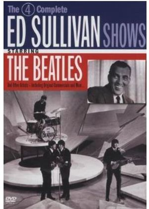 Beatles - The Complete Ed Sullivan Shows Starring The Beatles
