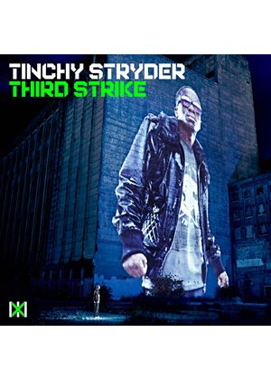 Tinchy Stryder - Third Strike (Music CD)