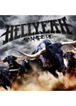 Hellyeah - Stampede (Music CD)