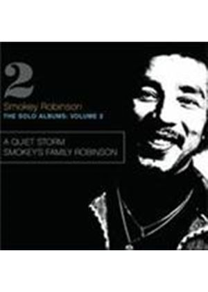 Smokey Robinson - Solo Albums Vol.2, The (Music CD)
