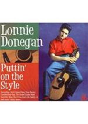 Lonnie Donegan - Puttin' On The Style (Music CD)