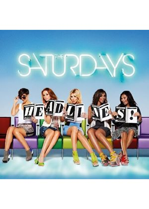 The Saturdays - Headlines (Music CD)