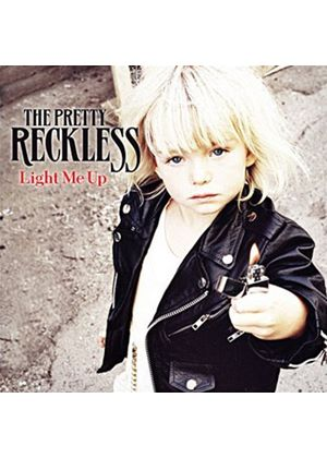 The Pretty Reckless - Light Me Up (Music CD)