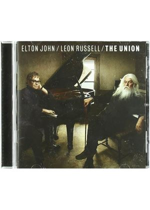 Elton John & Leon Russell - The Union (Music CD)