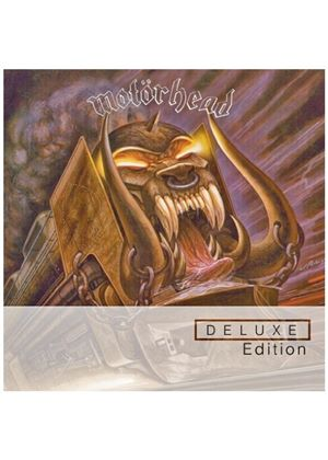 Motorhead - Orgasmatron (Deluxe Edition) (Music CD)
