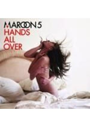 Maroon 5 - Hands All Over (Music CD)