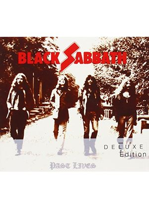 Black Sabbath - Past Lives (Music CD)