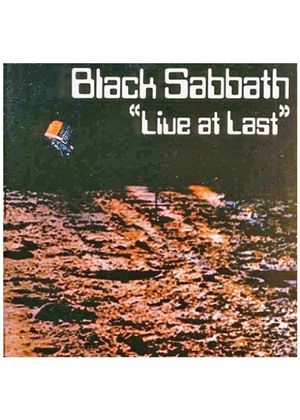 Black Sabbath - Live At Last (Music CD)