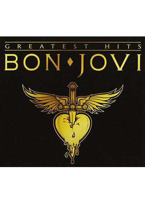 Bon Jovi - Greatest Hits (2 CD Deluxe Edition) (Music CD)