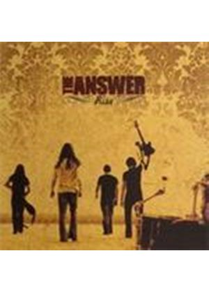 The Answer - Rise (Music CD)